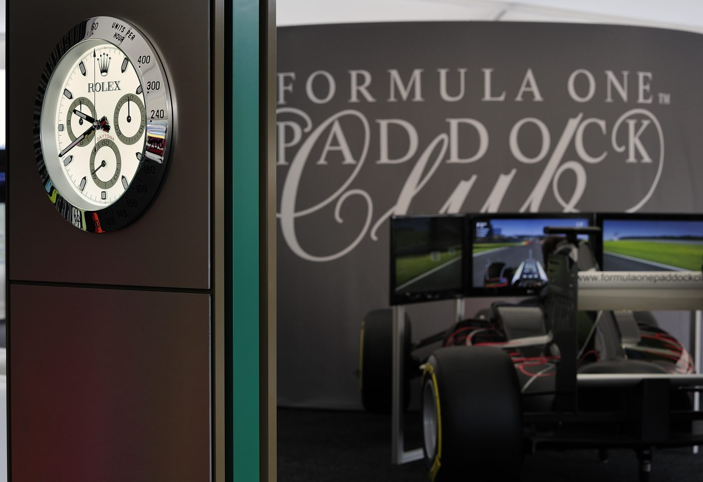 Formula One Paddock Club™